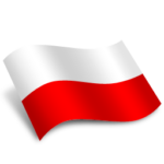 Poland Polska Flag
